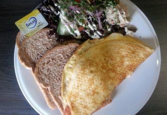 Omelet-ham-kaas